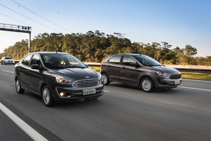 Conheça o câmbio automático da nova linha do Ford Ka 2019
