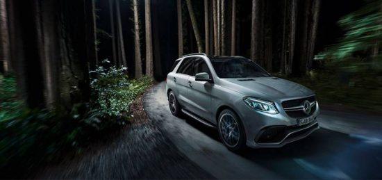 GLE é o famoso SUV Premium da Mercedes-Benz