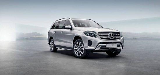 GLS, o luxuoso SUV de grande porte da Mercedes-Benz