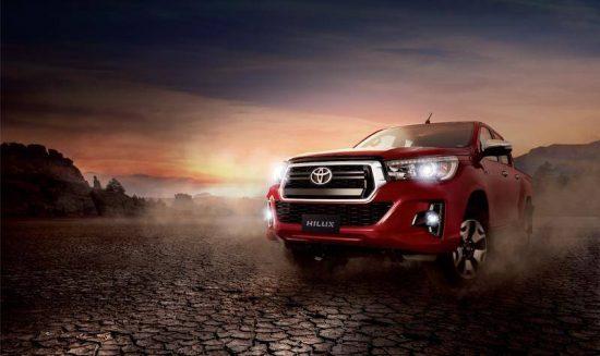 Você já pode comprar sua nova Toyota Hilux 2019