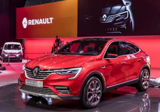Renault Arkana nasceu do casamento entre sedan e SUV