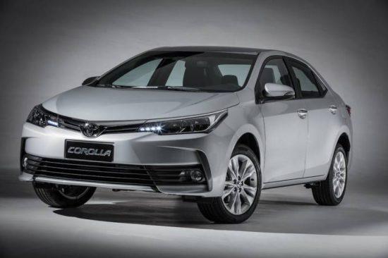 Toyota Corolla tem ótima opção para PcD