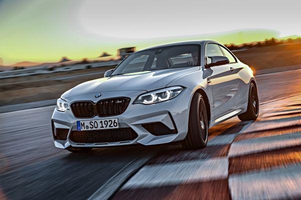 BMW M2 Competition se destaca no Brasil