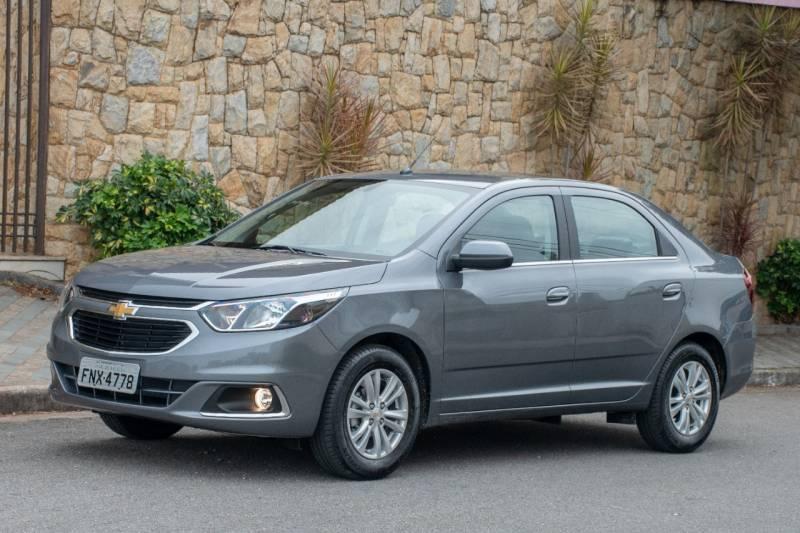 Chevrolet Cobalt 2019 na versão carros para PCD