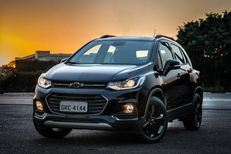 Chevrolet Tracker Midnight 2019 é simplesmente linda