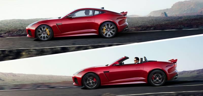 Jaguar F‑TYPE