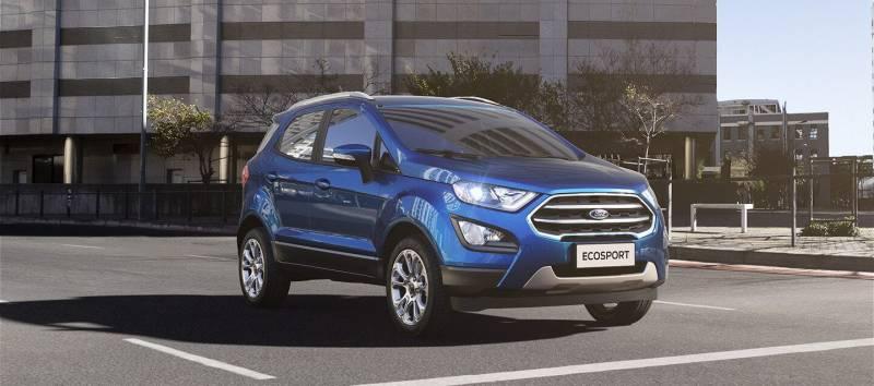 Tem Ford Ecosport 2019 para todos os gostos