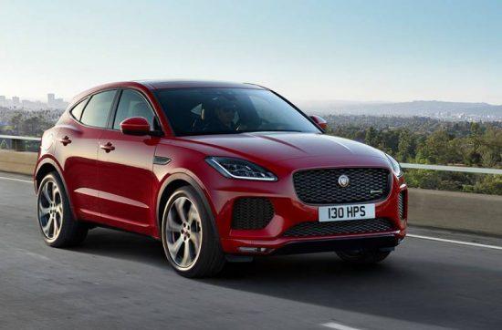 Novo E-PACE é o primeiro SUV compacto da Jaguar