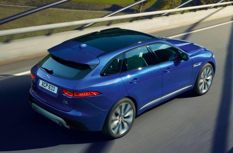 Jaguar F-Pace é um verdadeiro SUV de alta performance