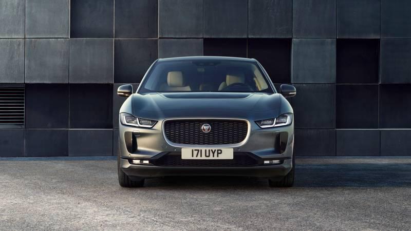 81771182046fb Jaguar I-Pace é um SUV elétrico de alta performance   Carro.Blog.Br ...