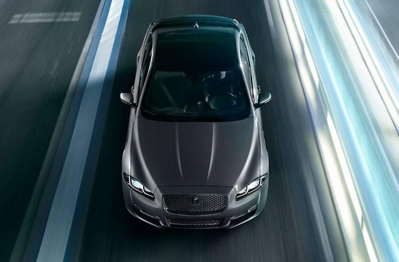 Jaguar XJ é o tipo de sedan que todo mundo gostaria de ter