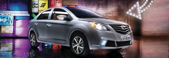 Lifan 530 é um sedan com bom preço