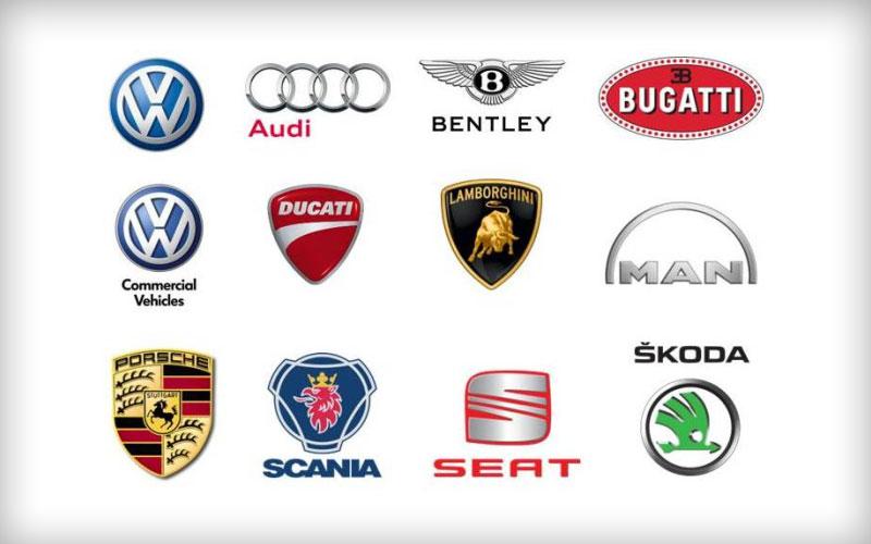 Marcas que compõe a marca