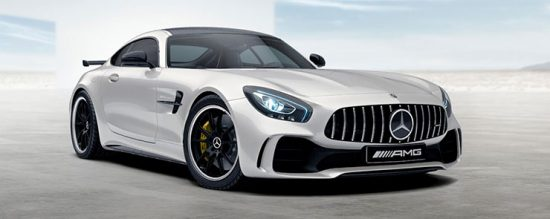 Mercedes AMG GT R traz esportividade incrível