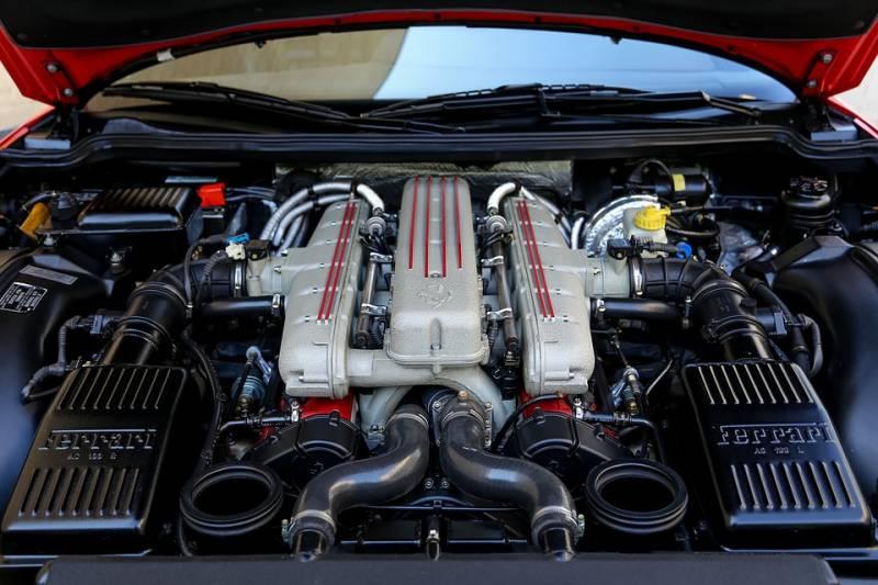A posição do motor pode influenciar no desempenho do carro