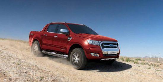 Nova Ford Ranger 2019 segue agradando