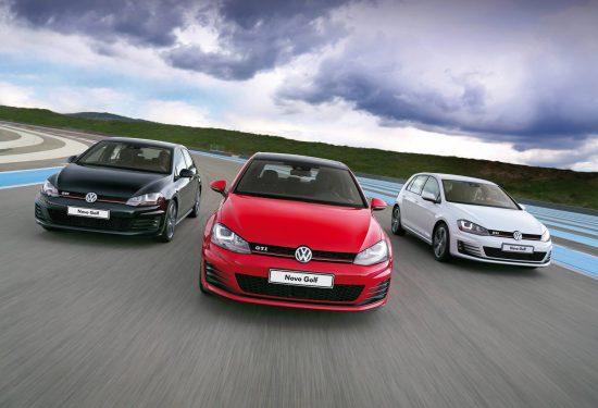 Preços de carros Volkswagen contam uma história