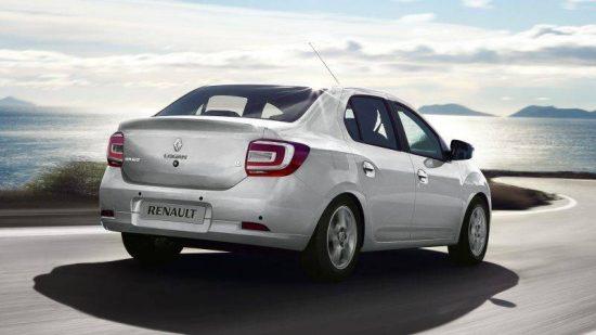 Renault Logan é um carro para toda a família