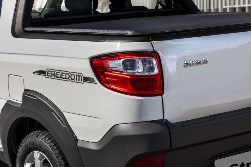 Fiat Strada Freedom 1.4 Cabine Dupla