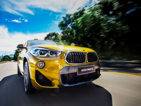 R$ 191.950 no novo BMW X2 com motor 3 cilindros flex