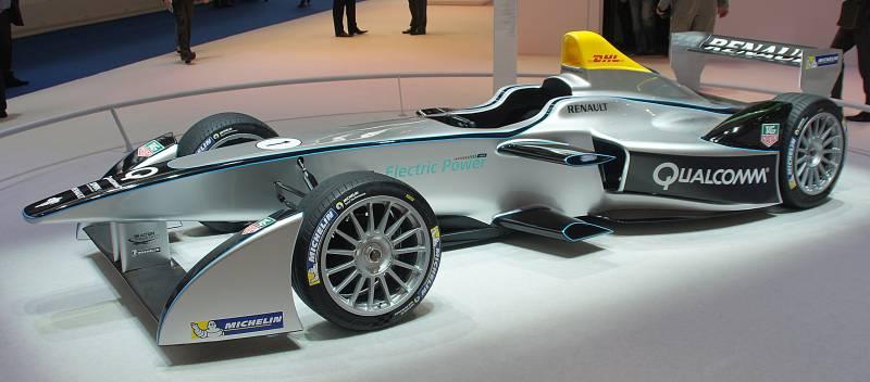 Spark-Renault SRT 01E (Smokeonthewater / Wikimedia)