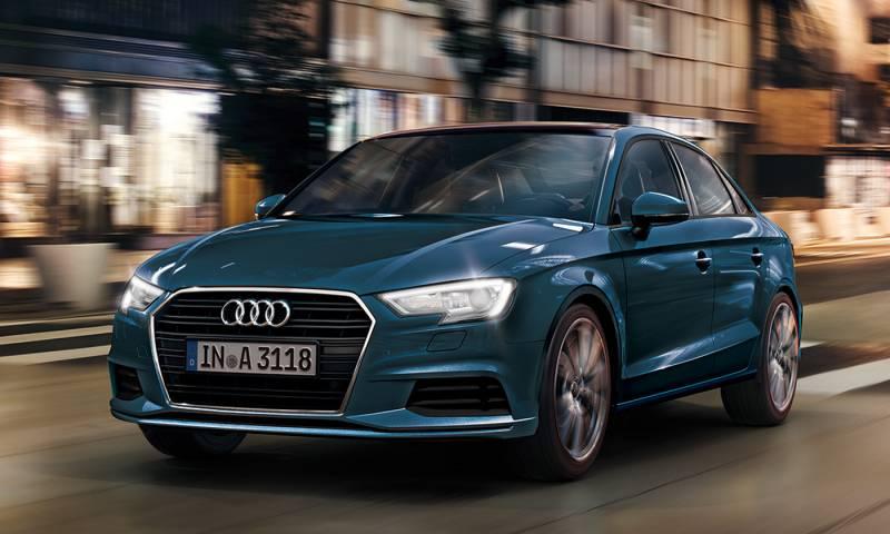 Audi A3 Sedan tem esportividade com conforto