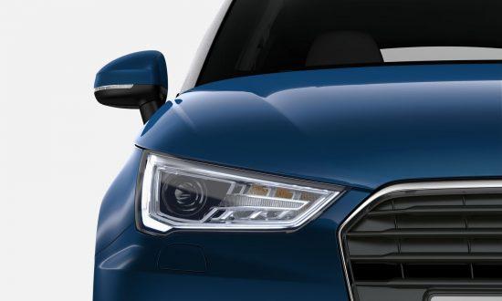Boa performance com o Audi A1