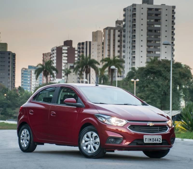 Chevrolet comemora 1 milhão de unidades produzidas do Onix
