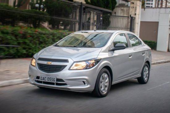 Chevrolet Prisma Joy 2019 promete boa relação custo-benefício