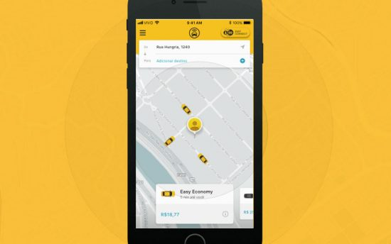 Entenda como funciona o Easy Taxi para taxista e passageiro