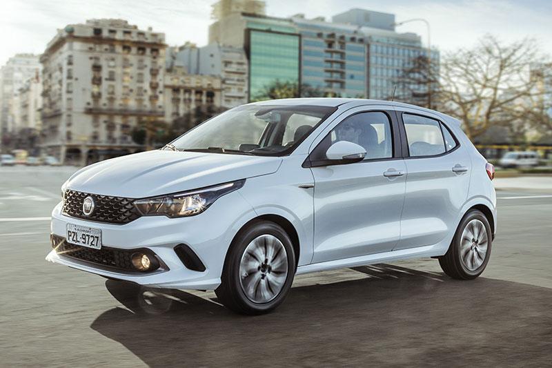 Fiat Argo 2019 ganha versão Precision