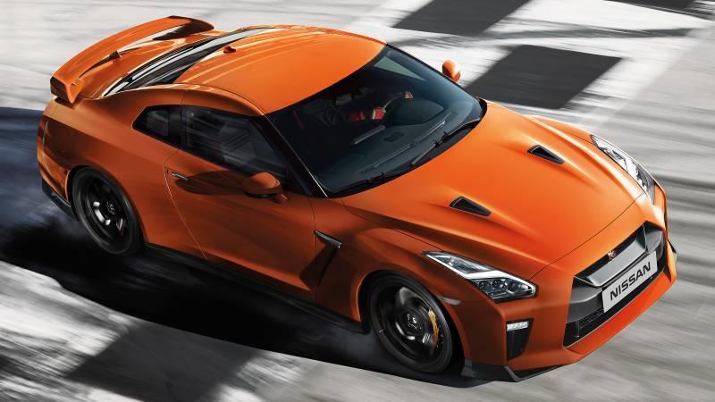 Eu quero um Nissan GT-R
