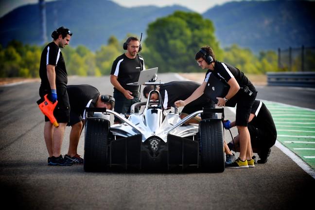 Temporada da Fórmula E promete ser uma diversão do futuro