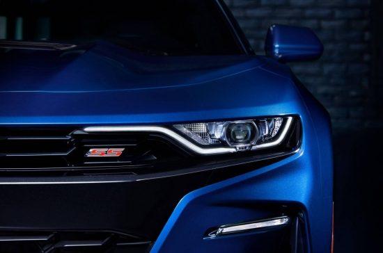 Conheça o novo Chevrolet Camaro 2019