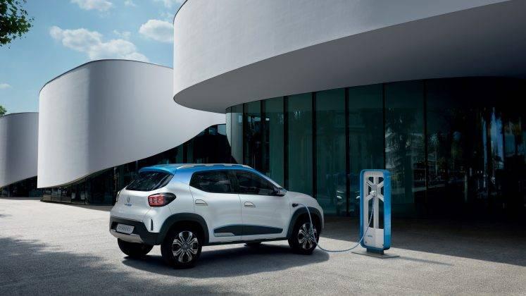 K-ZE: Renault Kwid deve ganhar versão elétrica em 2019