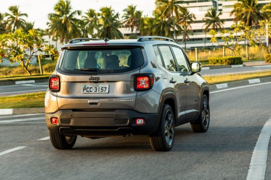 Novo Jeep Renegade 2019 tem mais conectividade e opção PCD com bom valor