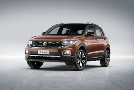 T-Cross é o novo SUV da Volkswagen com preço competitivo