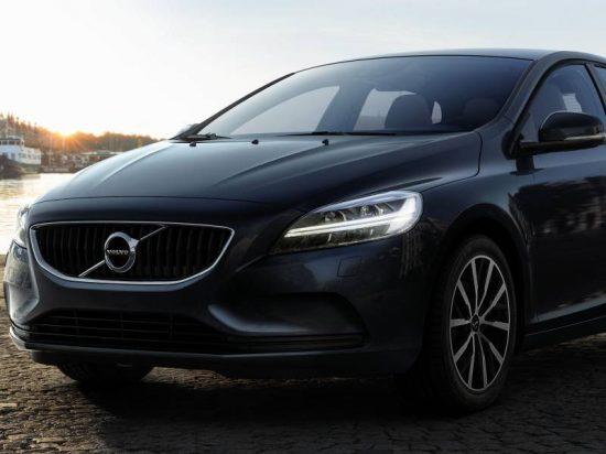 Design e estilo com o Volvo V40