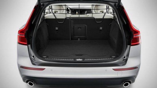 Volvo V60 é uma station wagon de responsabilidade
