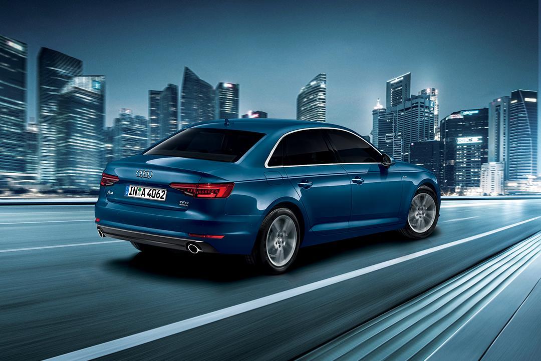 Conheça a tecnologia do Audi A4