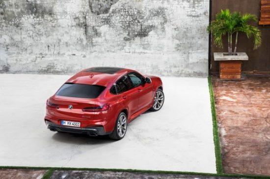 Você já pode comprar seu BMW X4 2019