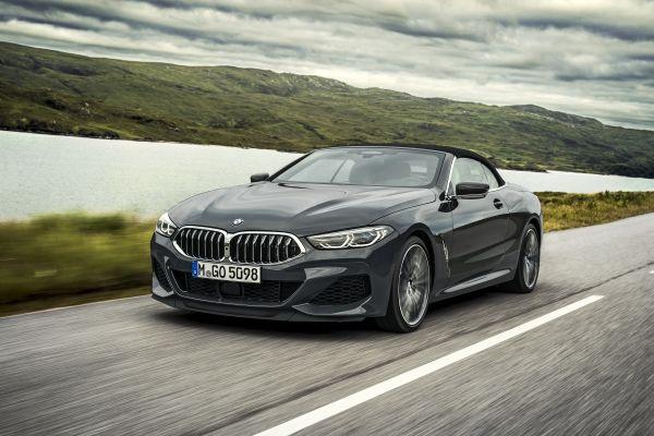 Você vai babar pelo BMW Série 8 Conversível