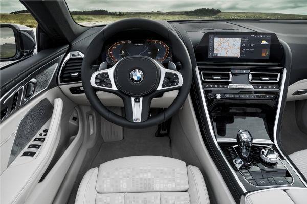 BMW Série 8 Conversível
