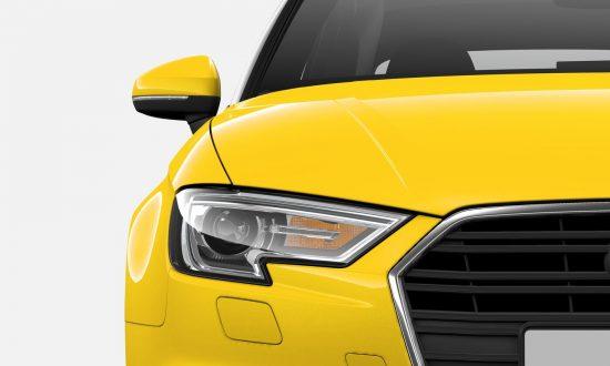 Audi A3 Cabriolet é um lindo conversível