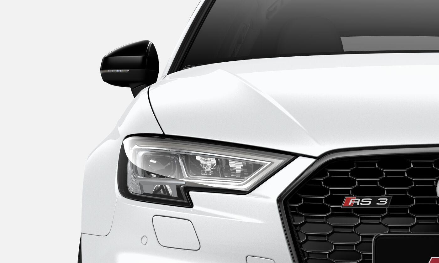 Muita esportividade com o Audi RS 3 Sportback
