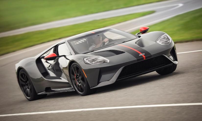 Carbon Series é a nova edição do Ford GT