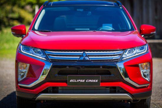 Eclipse Cross é reconhecido como carro do ano no Japão