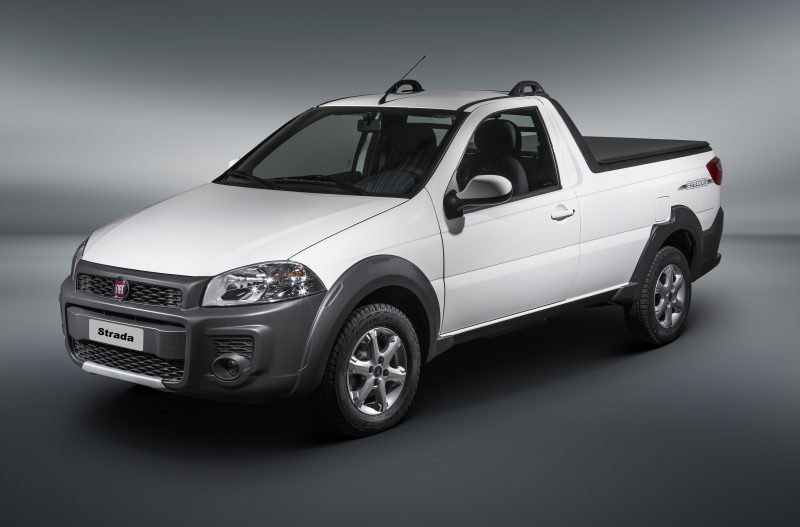 Fiat Strada Freedom Cabine Simples vem por bom preço