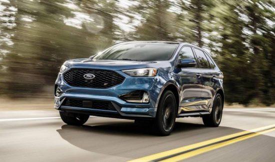 Novo Ford Edge 2019 tem versão ST com 340 cv