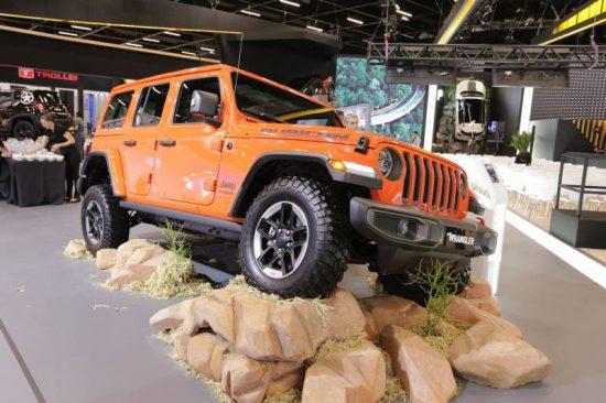 Conheça o novo Jeep Wrangler 2019 que estreia no Brasil